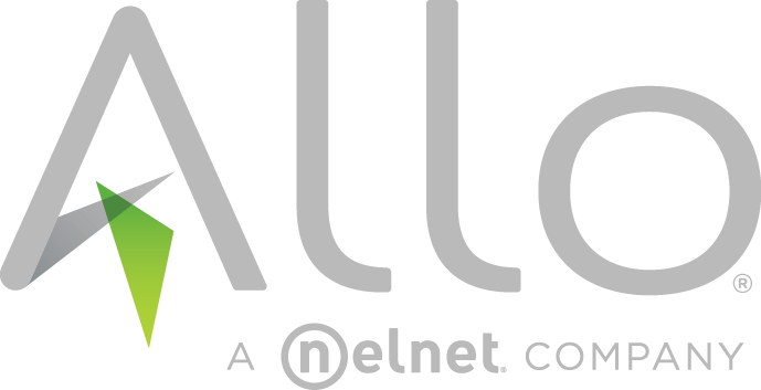 Allo Communications official logo