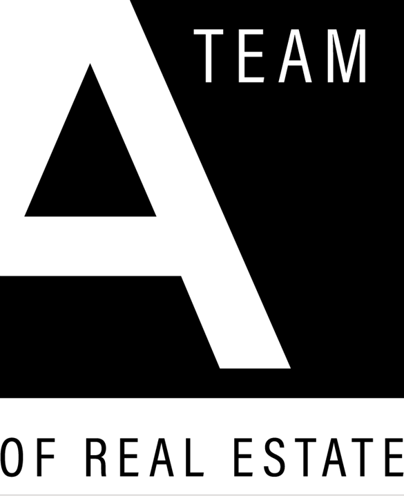 the A Team of realty logo