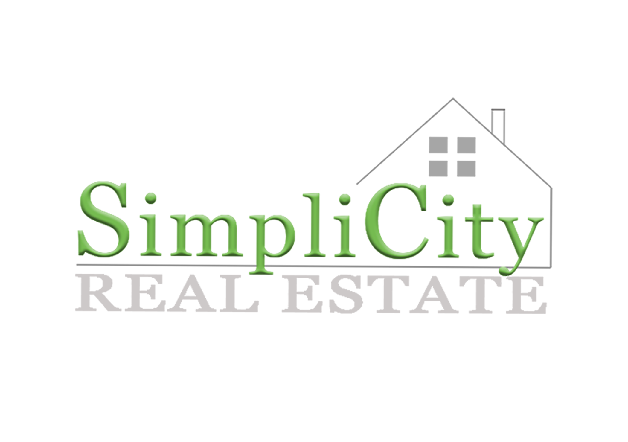 SimpliCity Real Estate logo green