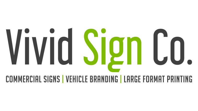 Vivid Sign Co logo