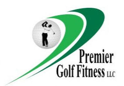 premier golf fitness official logo